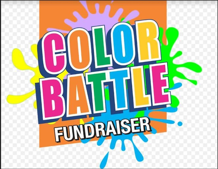 SCS Color Battle Fundraiser