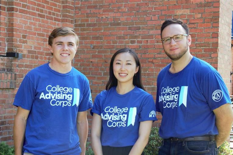 DUKE COLLEGE ADVISING CORPS A WIN-WIN FOR ASPIRING PHYSICIANS