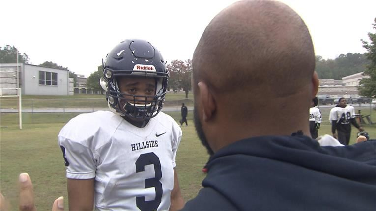 Extra Effort: Brian Harrison, Hillside High School