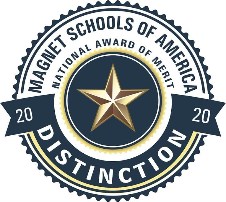 "MCHS earns ""Magnet School of Distinction"" Award"