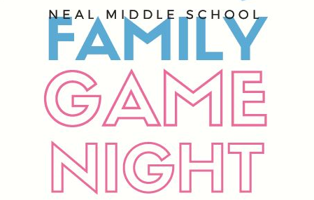 ATTEND FAMILY GAME NIGHT ON 9/20/2018