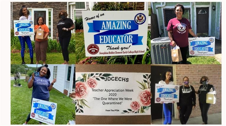 Teacher Appreciation Quarantine Survival Kit & Yard Sign Delivery