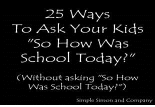 Ask your kids!