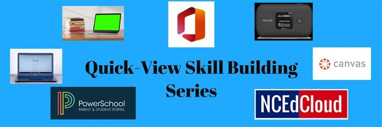 Quick View Skill Building