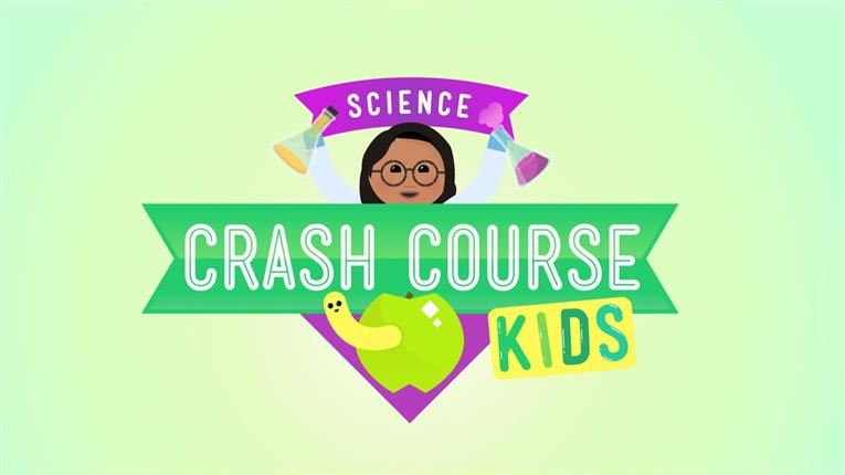 Crash Course Kids (Science & STEM) videos