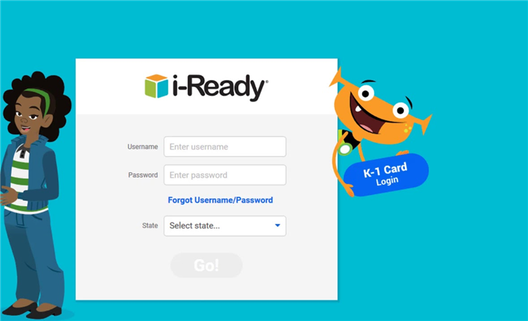 iReady (2nd-5th grade) ELA & Math resource