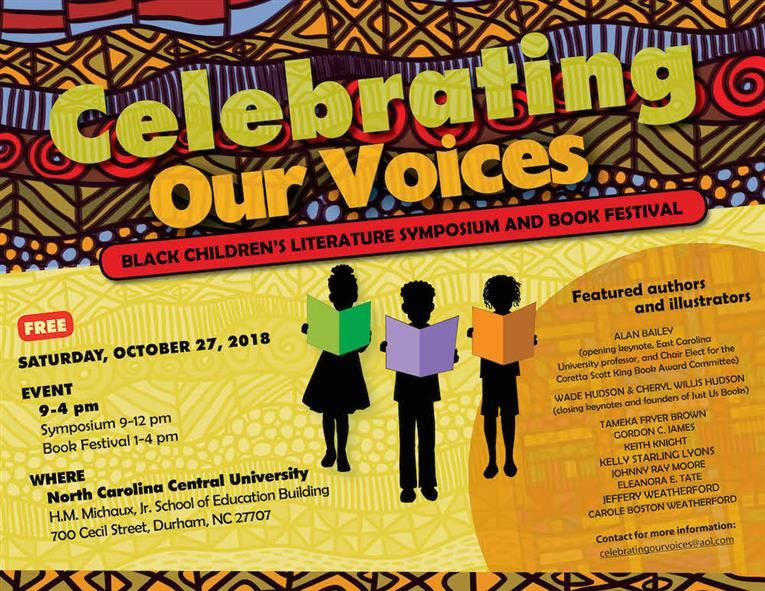 Celebrating our voices