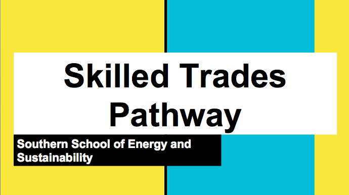 Skilled Trades Pathway