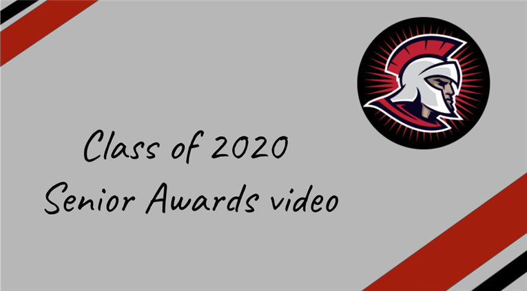 Senior Awards video