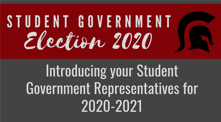Student Government for 2020-21