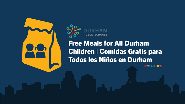 Free Meals for All Durham Children