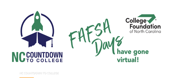 NC Countdown to College FASFA Days