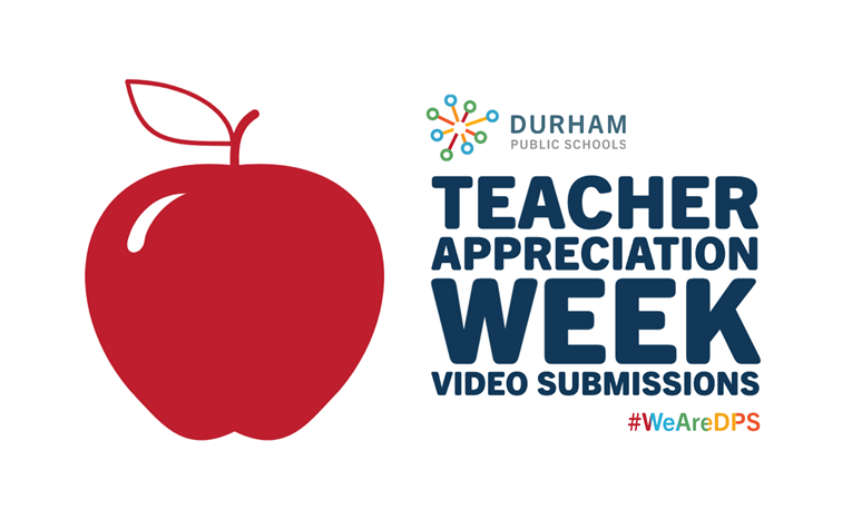VIDEO SUBMISSIONS | TEACHER APPRECIATION WEEK