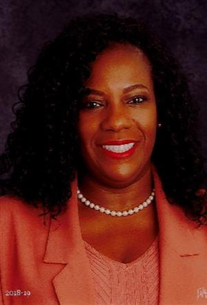 Principal Dr. Gloria Woods-Weeks