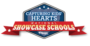 Burton has been named as Capturing Kids' Hearts National Showcase School 2018-2019