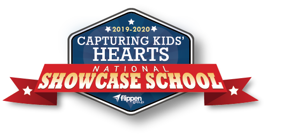 Burton named a 2019-2020 Capturing Kids' Hearts National Showcase School