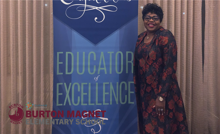 NC Educator of Excellence