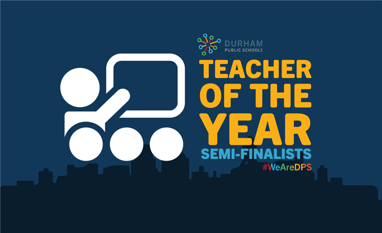 DESIREE ANDERSON NAMED ONE OF TEN SEMI-FINALISTS FOR THE #WEAREDPS 2020 TEACHER OF THE YEAR