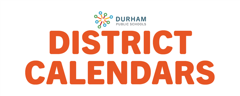 Durham Public Schools 2021-22 Calendar School & District Calendars / Home