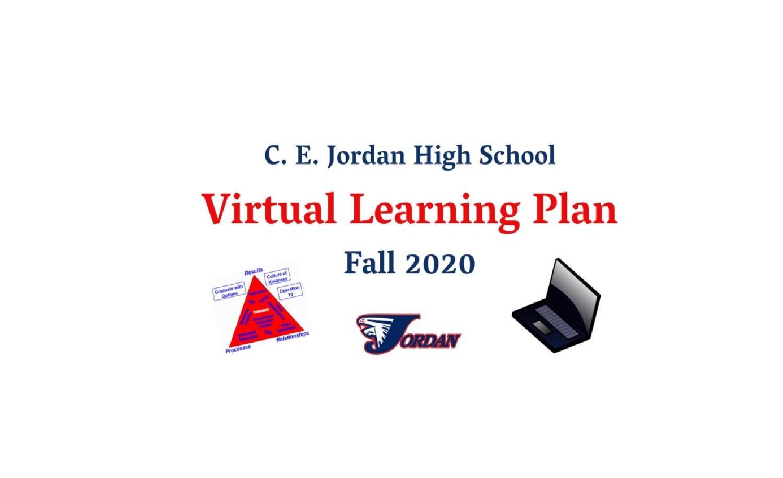 Jordan High Homepage