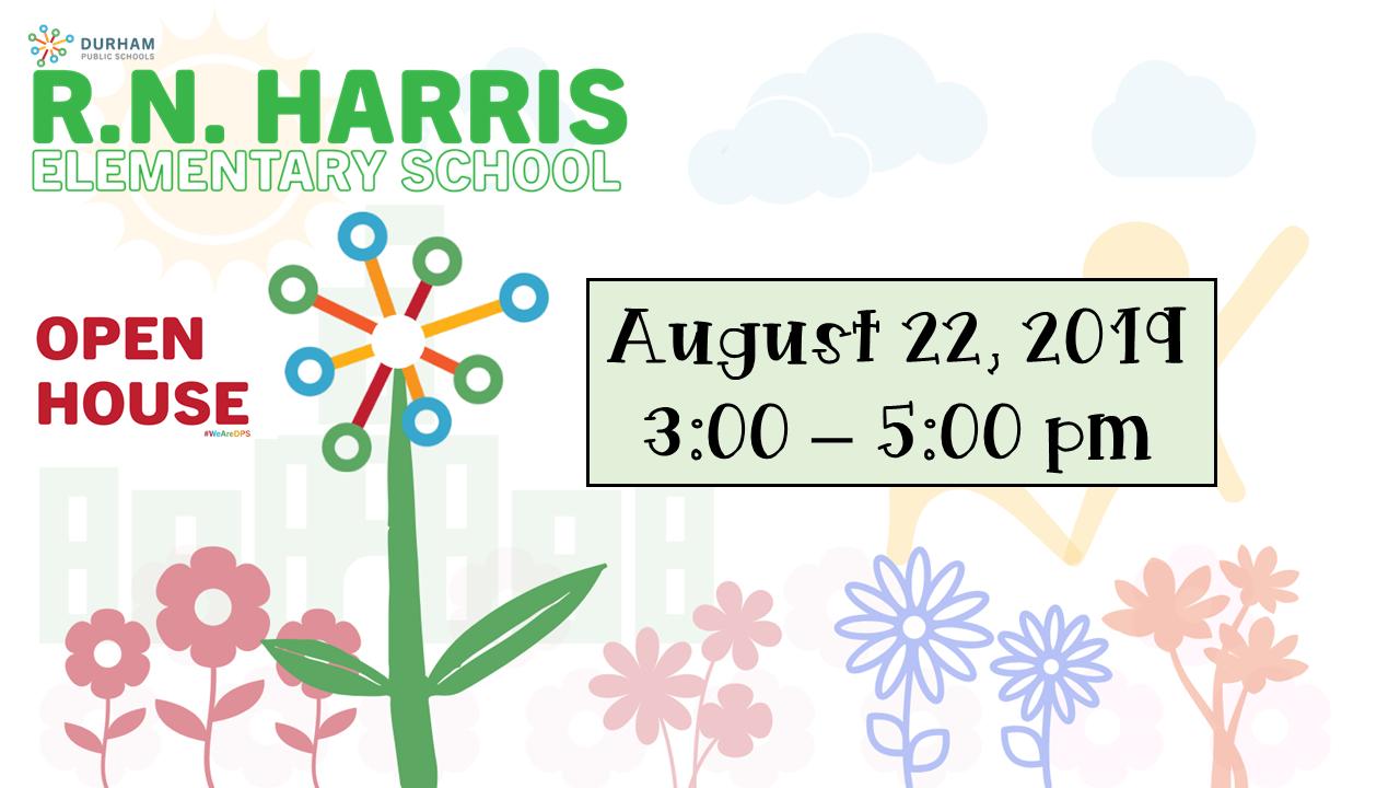Durham Public Schools Calendar 2020 R.N. Harris Elementary / Homepage