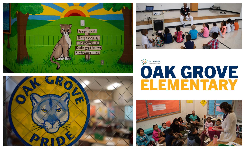 Oak Grove Elementary / Homepage