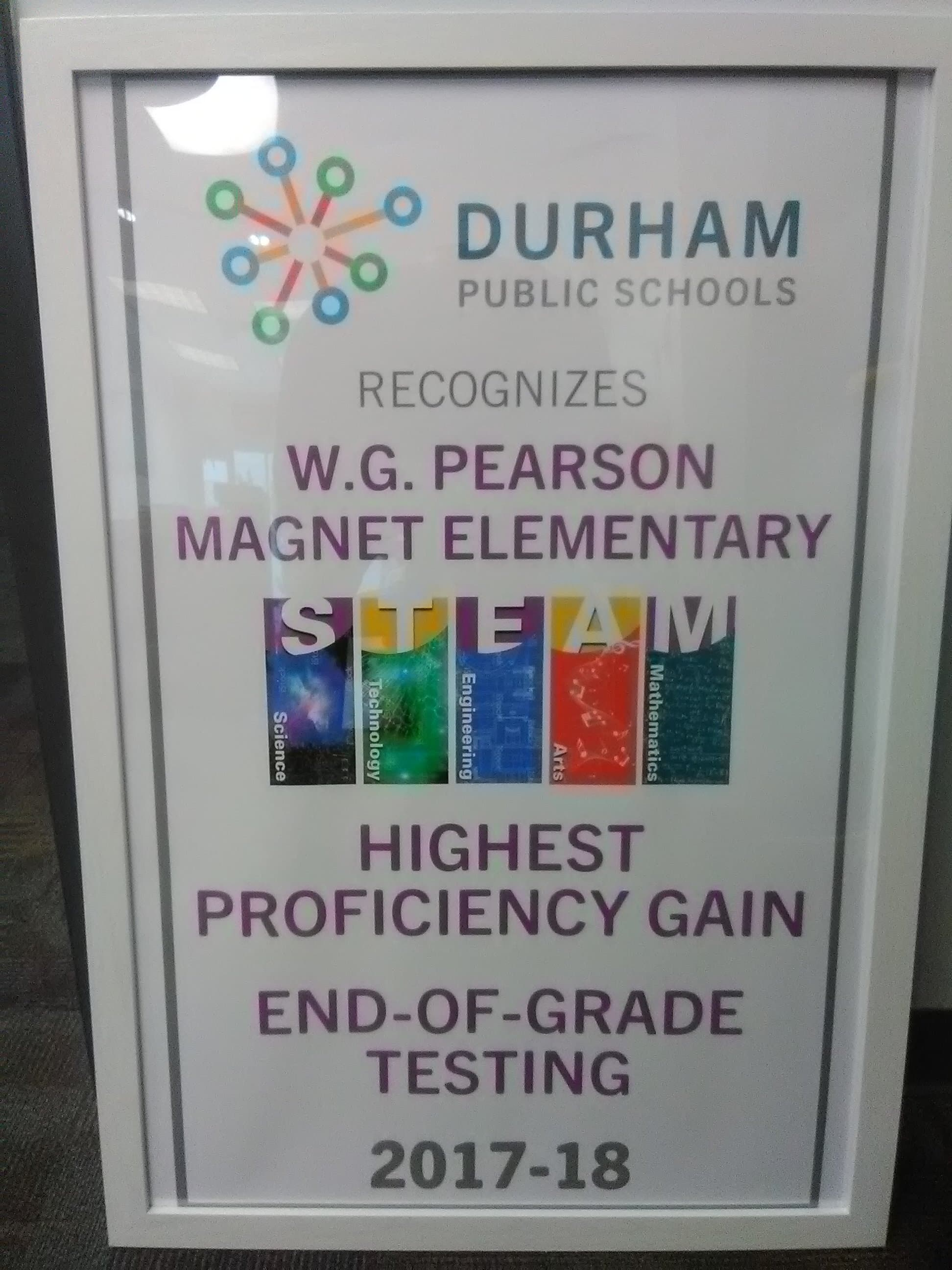 W G Pearson Elementary Homepage